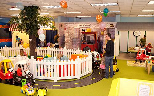Indoor play space, coffee shop, studio draws families | WSU Insider ...