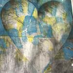 Jim Dine Heart Print
