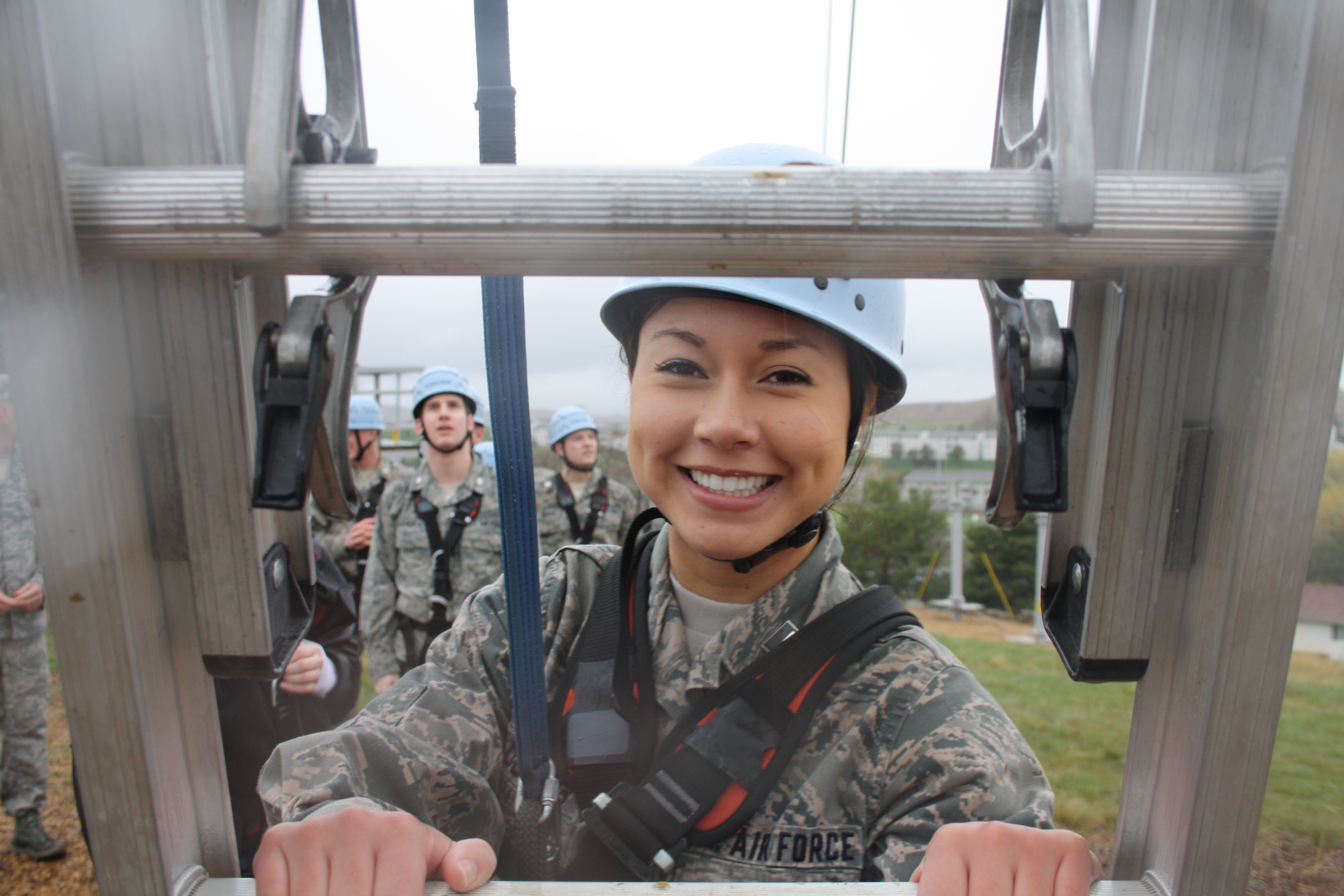 WSU-hosted Air Force ROTC Unit Repeats As Region's Best