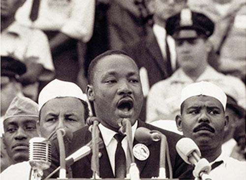 Corbis Martin Luther King Jr Giving Dream Speech 1963 500 Wsu