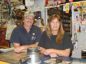 Dwain-and-Erika-Hutson-in-their-NAPA-store-in-Twisp-450
