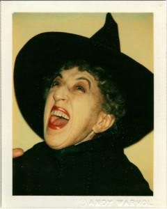 Warhol-witch