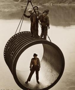 building-dam