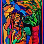 """""""La Fuerza de Vida,"""" by Sandra Deutchman, 2014"""