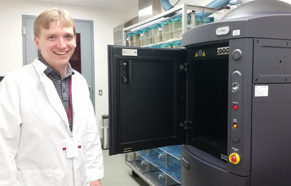 In Vivo Imaging System Available For Use By Wsu Affiliates