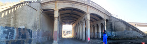 East-Central-underpass