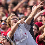 Photos from Saturday's Homecoming game in Pullman against Oregon State University by Dean Hare, WSU Photo Services.