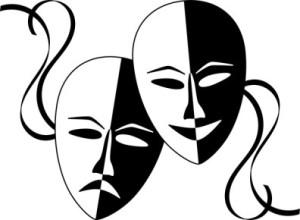 comedy-drama-masks