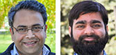 Anil-Singh,-left,-and-Sadiq-Umar-web