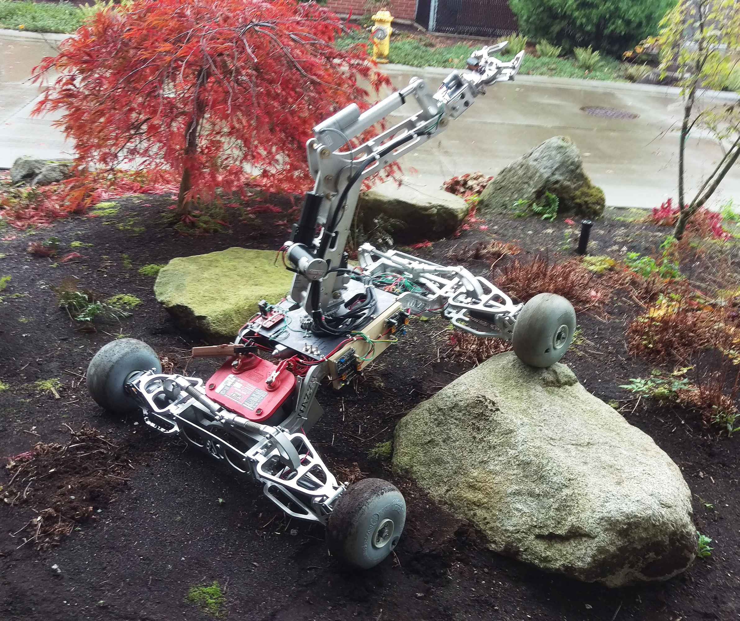 mars rover challenge team building - photo #35