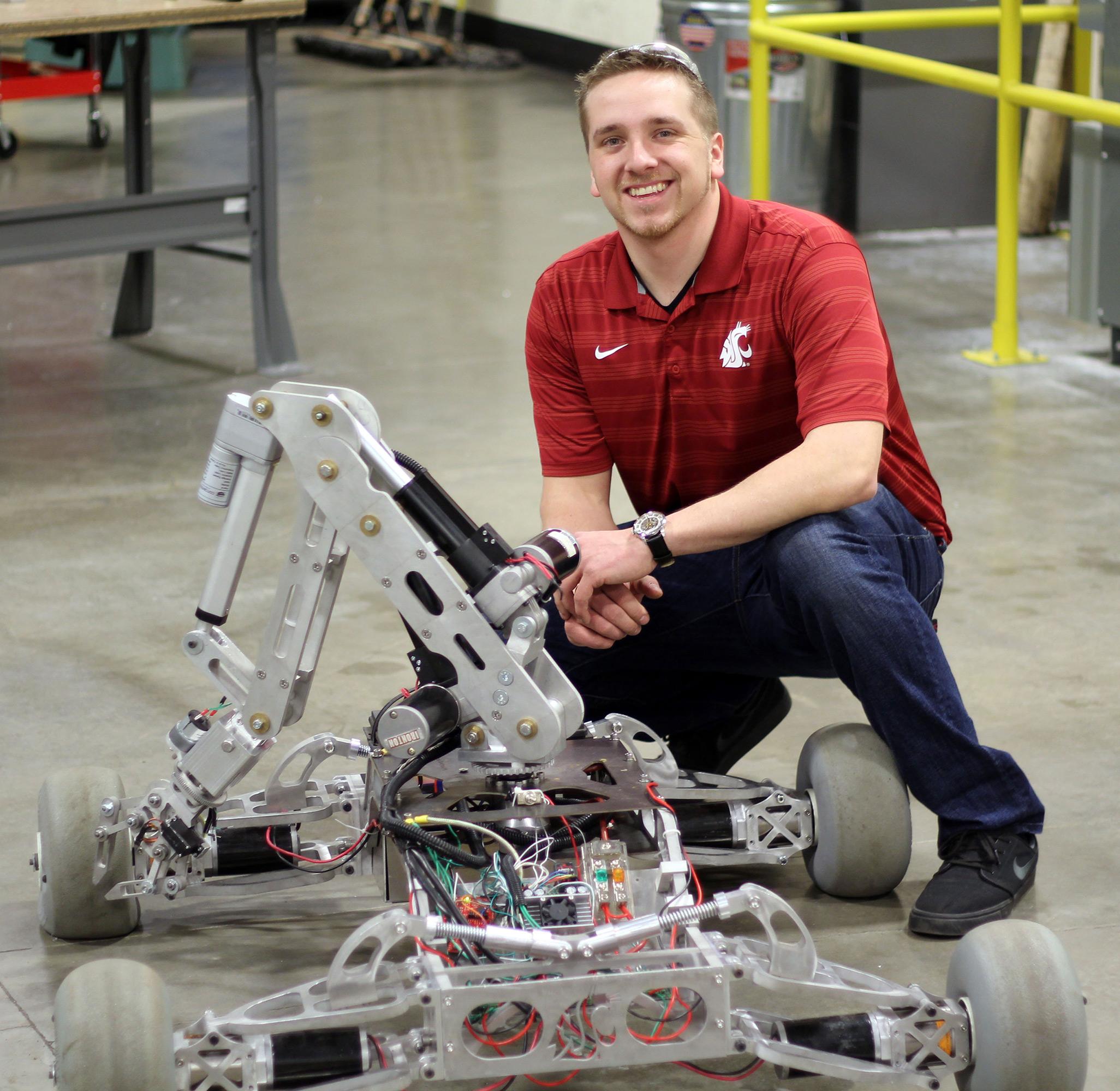 mars rover challenge team building - photo #22
