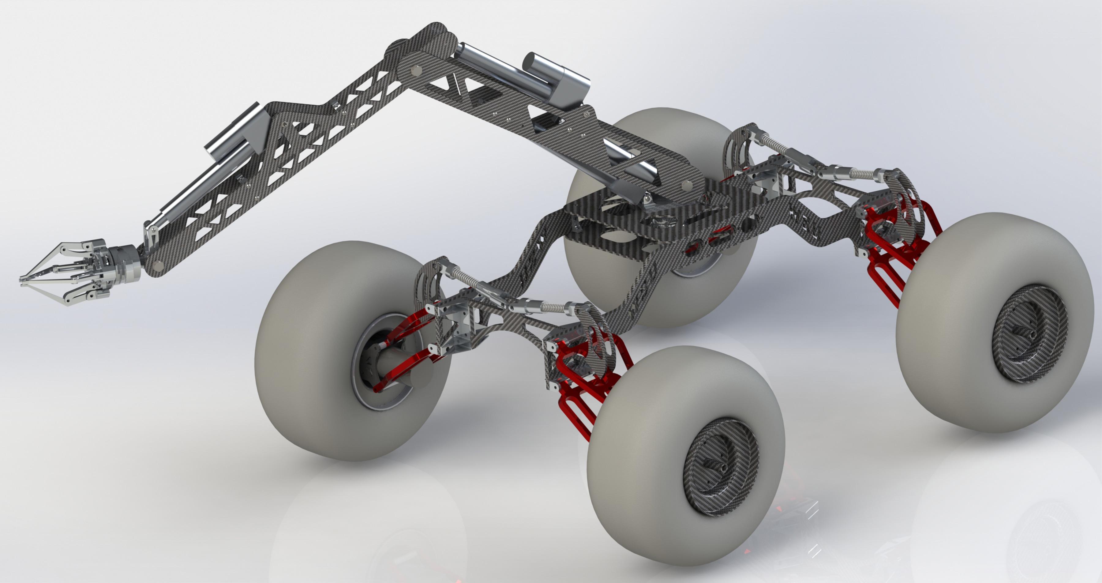 mars exploration rover design - photo #8
