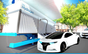 Hydrogen-fuel