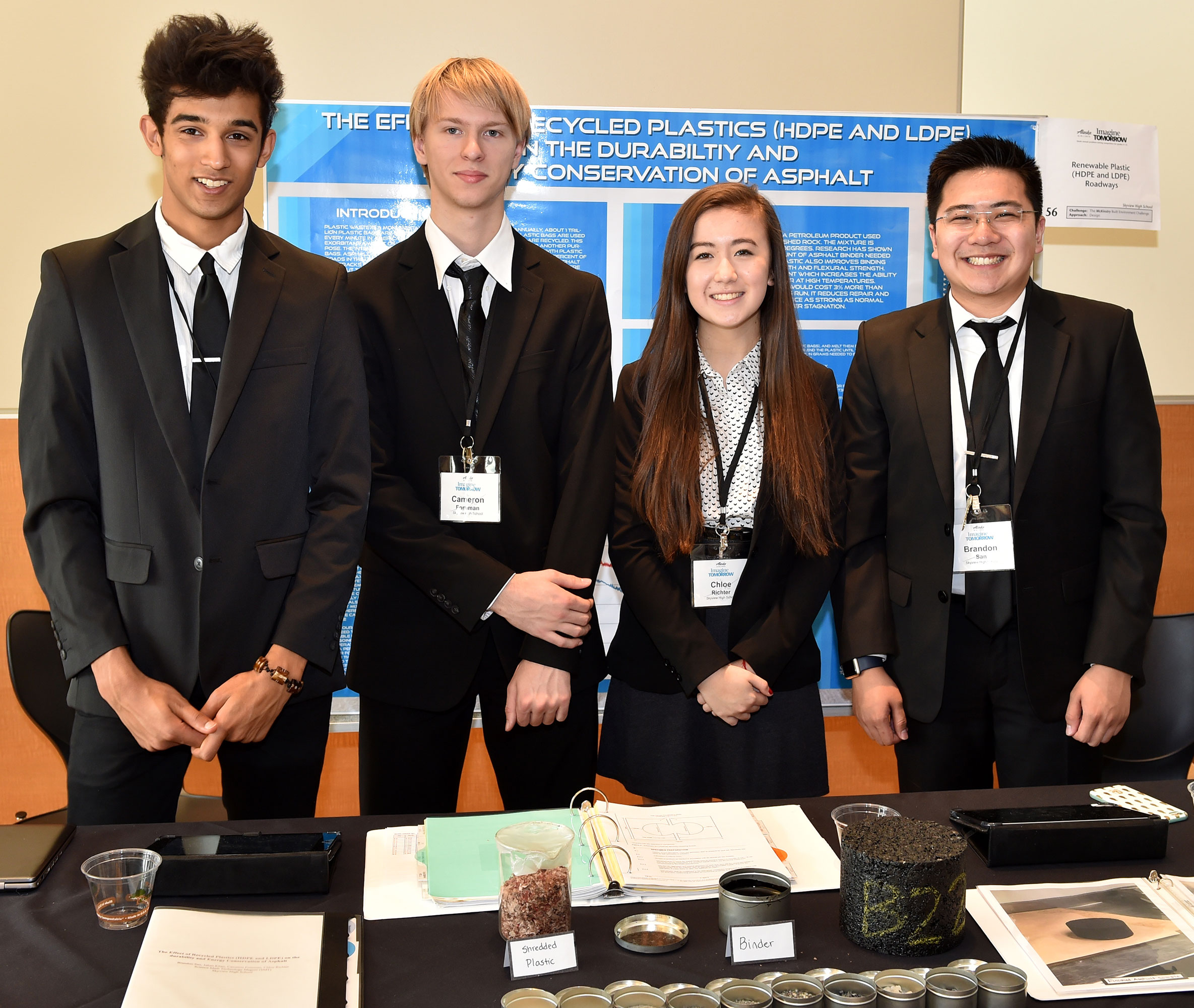 High School Students Win At Alternative Energy Challenge