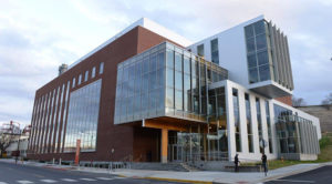 Paccar environmental technology building dedicated wsu for Architect washington state