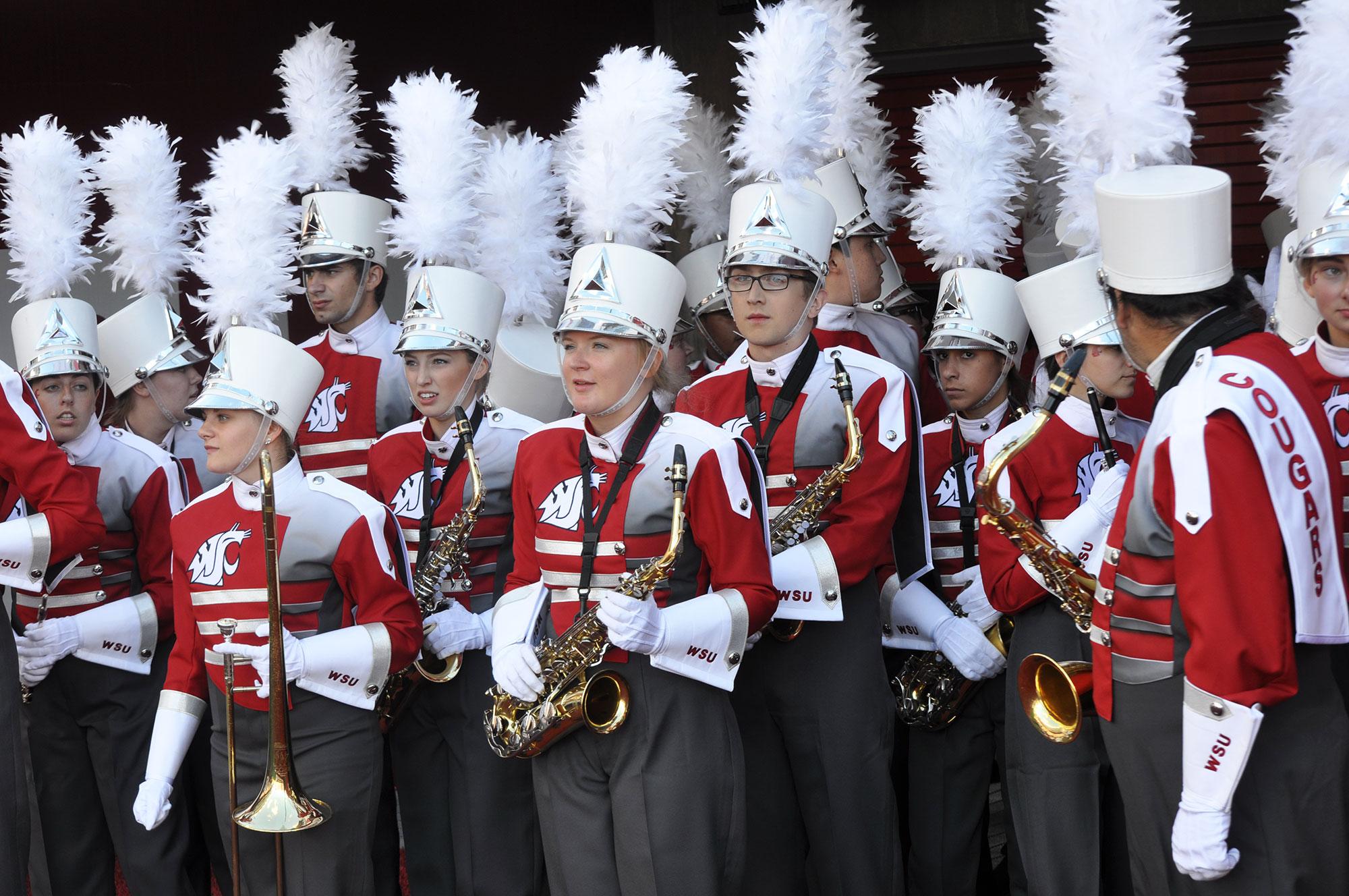 1 Band Wsu News Washington State University