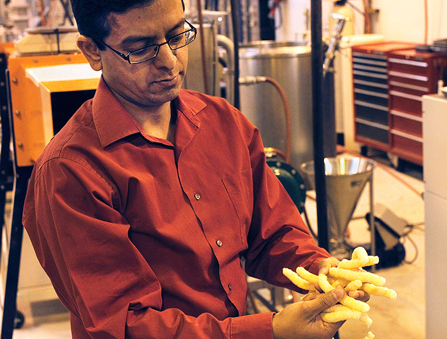 Nov  30: Food extrusion course focuses on pulse products | WSU