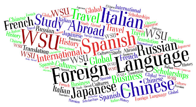 WSU among top 10 innovative schools for foreign language | WSU ...