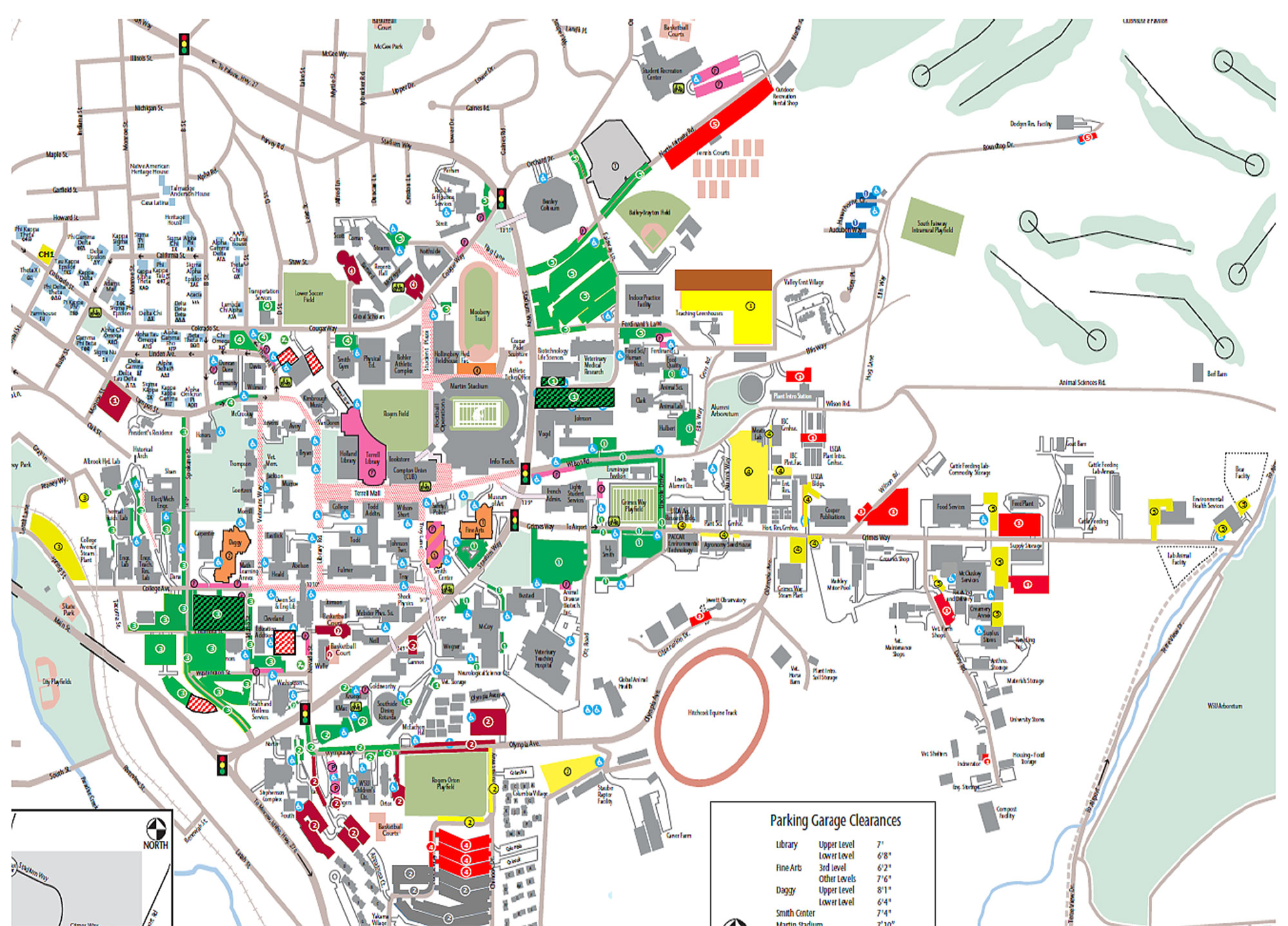 parking | WSU Insider | Washington State University