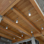 cross-laminated wood