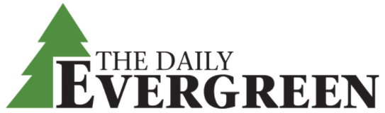 The Daily Evergreen logo