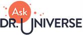 Ask Dr. Universe logo