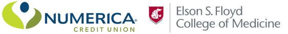 numercacu elson s floyd college of medicine logos