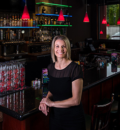 Carrie deKubber has prepared for her new role as owner of Bob's Burgers and Brew Everett through many years of experience.