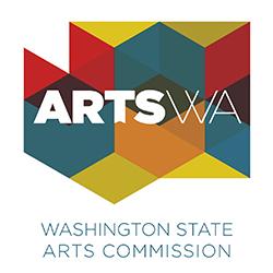 Washington State Arts Comm logo