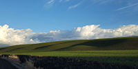 palouse clouds