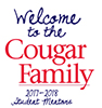 welcome to the cougar family card