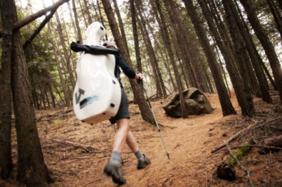 The backpacking cellist