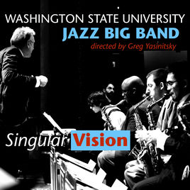 WSU student jazz big band (featuring jazz blues and funk)