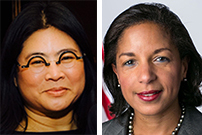 Kuo, Rice (l-r)