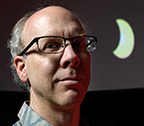 WSU astronomer Michael Allen