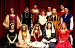 WSU-Madrigal-Singers at Holiday Concert