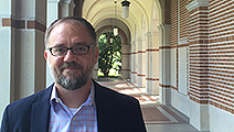 Justin Denney, WSU College of Arts and Sciences