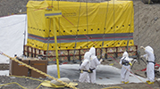 hanford cleanup scene courtesy of doe