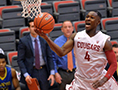 wsu mens basketball player DanielsViont