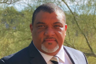 André-Denis Girard Wright, newly announced dean of College of Agricultural, Human, and Natural Resource Sciences at WSU