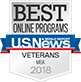 U.S. News Best Veterans Program