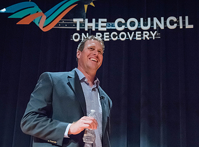 "WSU football great Ryan Leaf will present ""Lying to Myself: The Ryan Leaf Story – My journey from the very top to the very bottom and back and what it takes to stay there."""