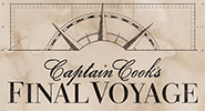 Captain Cook's Final Voyage title