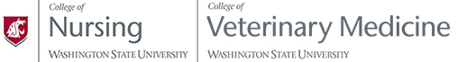 wsu nursing and vetmed logos