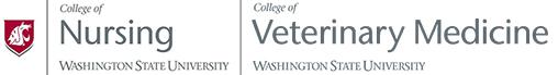 wsu nursing and vetmed logos