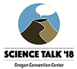 science talk 2018 logo
