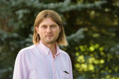 Andrei Smertenko in profile