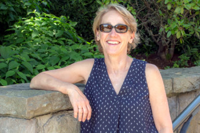 Tamara Holmlund in profile