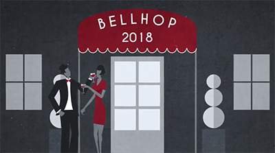 Make reservations now to attend the 2018 revival of the Bellhop.