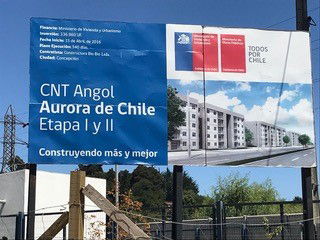 Chilean housing system project, designed to helping low income people, will be the focus of Dolan's Fulbright work.